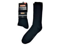 Herren Business Socken 3er Pack, schwa..