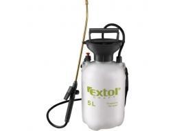Gartensprüher mit  Druck,  5L, Extol C..