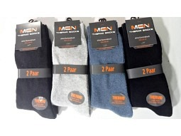 Thermosocken Damen uni 4 Farben ass  2..