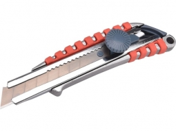 Schneidemesser 18mm, mit Metallverstä..