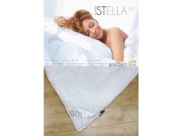 Stella Duvet 160x210cm, weiss Synthetik
