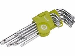Imbus Schlüssel 9er Set Torx T10-50mm ..
