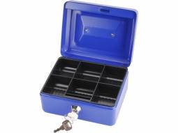 Metall Kasse 152x118x80mm 2 Schlüssel ..