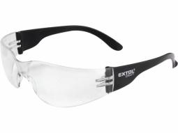 Schutzbrille klar Universalgrösse CE E..